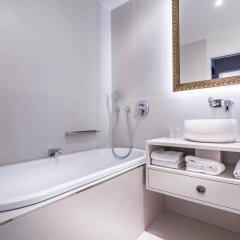 Отель Relais du Silence Hôtel des Tuileries Франция, Париж - отзывы, цены и фото номеров - забронировать отель Relais du Silence Hôtel des Tuileries онлайн ванная фото 2