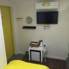 Отель 24 Guesthouse Seoul City Hall 2* Номер категории Эконом с различными типами кроватей фото 2