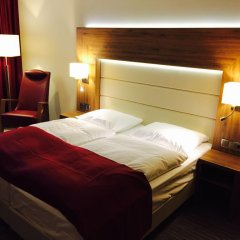 Best Western City Hotel Braunschweig 4* Улучшенный номер с двуспальной кроватью