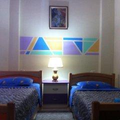 Отель Guesthouse Aliger Стандартный номер с 2 отдельными кроватями (общая ванная комната) фото 2