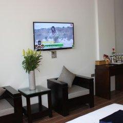 Hanoi Bella Rosa Suite Hotel 3* Стандартный номер с различными типами кроватей фото 5