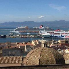 Отель Myhome Cagliari пляж фото 2
