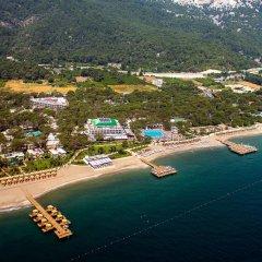 Nirvana Lagoon Villas Suites & Spa Турция, Бельдиби - 3 отзыва об отеле, цены и фото номеров - забронировать отель Nirvana Lagoon Villas Suites & Spa онлайн пляж фото 2