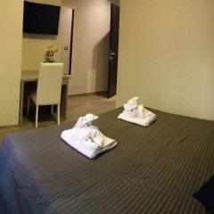 Отель Pianeta Roma Номер Делюкс с различными типами кроватей фото 10