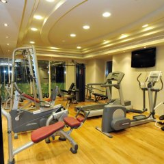 Dunes Hotel Apartments Oud Metha фитнесс-зал фото 3