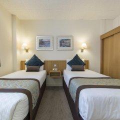 Отель Thistle Barbican Shoreditch 3* Стандартный номер с различными типами кроватей