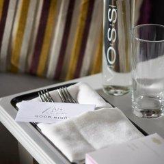 Aria Hotel Budapest 5* Номер Luxury с двуспальной кроватью фото 3