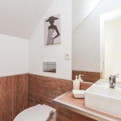 Отель LxWay Apartments Condessa Португалия, Лиссабон - отзывы, цены и фото номеров - забронировать отель LxWay Apartments Condessa онлайн ванная фото 2