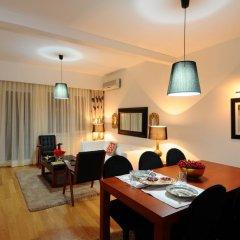 Отель Cheya Gumussuyu Residence 4* Апартаменты с различными типами кроватей фото 18