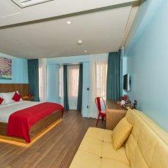 Endless Hotel Taksim 3* Улучшенный люкс с различными типами кроватей фото 4