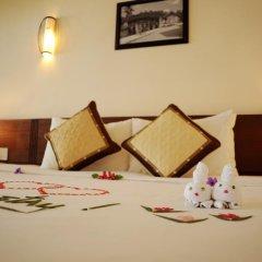 Отель Vinh Hung Riverside Resort & Spa 3* Номер Делюкс с различными типами кроватей фото 11