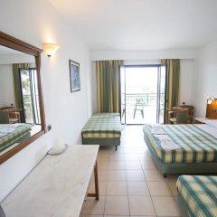 Anastasia Hotel 3* Стандартный семейный номер с различными типами кроватей фото 3