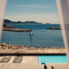 Отель Pullman Marseille Palm Beach 4* Стандартный номер с различными типами кроватей фото 3