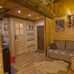 Отель Mountain Shelter Закопане комната для гостей фото 5