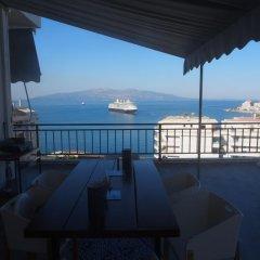 Отель Summer Dream Penthouse Албания, Саранда - отзывы, цены и фото номеров - забронировать отель Summer Dream Penthouse онлайн балкон