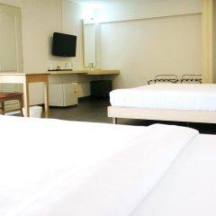 Samran Place Hotel 3* Семейный номер Делюкс с двуспальной кроватью фото 4