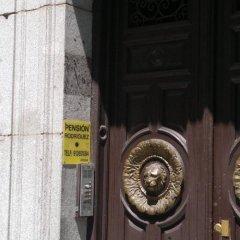 Отель Pensión Rodríguez Испания, Мадрид - отзывы, цены и фото номеров - забронировать отель Pensión Rodríguez онлайн интерьер отеля фото 3
