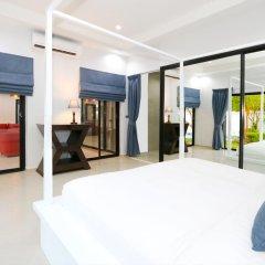 Отель Villa Tortuga Pattaya 4* Вилла с различными типами кроватей фото 22