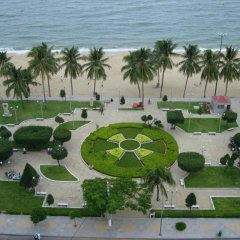 Отель Novotel Nha Trang 4* Стандартный номер с различными типами кроватей
