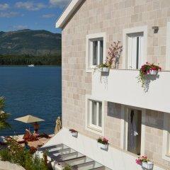 Отель Apartmani Harmonia Черногория, Тиват - отзывы, цены и фото номеров - забронировать отель Apartmani Harmonia онлайн балкон