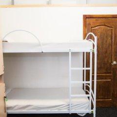 Hostel N1 Кровать в мужском общем номере двухъярусные кровати фото 5