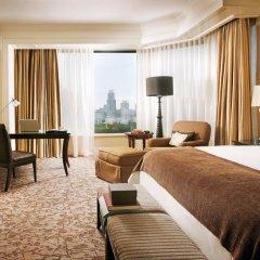 Four Seasons Hotel Singapore 5* Улучшенный номер с различными типами кроватей фото 3