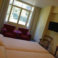 Hotel Edelweiss Candanchu 3* Стандартный семейный номер с двуспальной кроватью фото 7