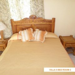 Отель The Crest Conference & Retreat Center 3* Вилла с различными типами кроватей фото 3