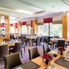 Отель Leonardo Frankfurt City South питание фото 3