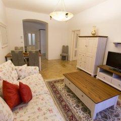 Апарт-Отель Vyšehradská 25 Прага комната для гостей фото 2