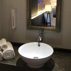 Отель Cacha Hotel Таиланд, Бангкок - 1 отзыв об отеле, цены и фото номеров - забронировать отель Cacha Hotel онлайн ванная фото 2