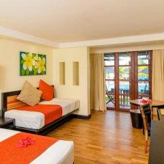 Отель Warwick Fiji 5* Стандартный номер с различными типами кроватей фото 8