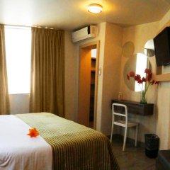 Hotel Expo Abastos 3* Стандартный номер с разными типами кроватей фото 9
