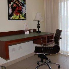 Отель Grand City Hotel Cancun Мексика, Канкун - отзывы, цены и фото номеров - забронировать отель Grand City Hotel Cancun онлайн удобства в номере