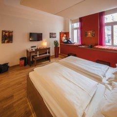 Hotel Rathaus - Wein & Design 4* Стандартный номер с различными типами кроватей фото 5