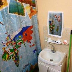 Гостиница Hostel Puzzle в Екатеринбурге отзывы, цены и фото номеров - забронировать гостиницу Hostel Puzzle онлайн Екатеринбург ванная фото 2