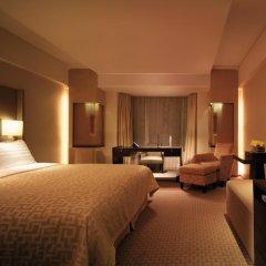 Shangri-La Hotel Beijing 5* Улучшенный номер с различными типами кроватей фото 2
