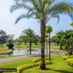 Отель GreenView Villa Phoenix Golf Club Pattaya Бангламунг приотельная территория фото 2