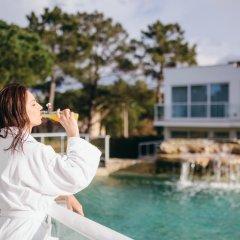 Отель Obidos Lagoon Wellness Retreat 4* Апартаменты разные типы кроватей фото 30
