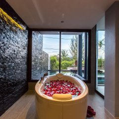 Отель IndoChine Resort & Villas 4* Улучшенный люкс с разными типами кроватей фото 3