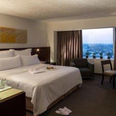 Отель Fiesta Americana - Guadalajara 4* Представительский номер с различными типами кроватей фото 8