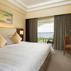 Отель Shangri-La's Mactan Resort & Spa 5* Люкс с различными типами кроватей фото 4