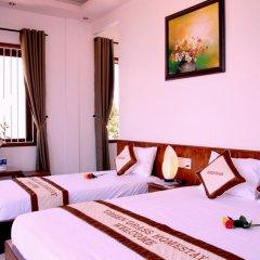 Отель Green Grass Homestay 2* Номер Делюкс с различными типами кроватей фото 2