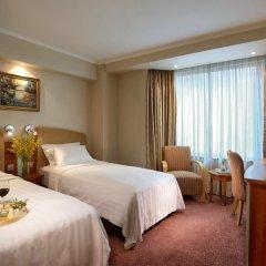 Отель Wharney Guang Dong Hong Kong 4* Улучшенный номер с 2 отдельными кроватями фото 3