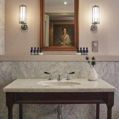 Отель Intercontinental Edinburgh the George 5* Улучшенный номер с различными типами кроватей фото 7