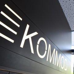 Отель kommod 3* Номер Делюкс с различными типами кроватей фото 3