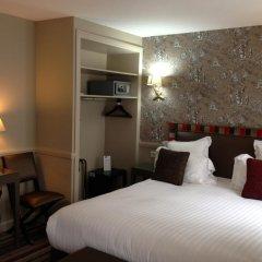 Отель Hôtel des Comédies 3* Стандартный номер с различными типами кроватей фото 2