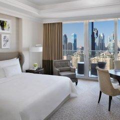 Отель Address Boulevard 5* Стандартный номер с различными типами кроватей фото 3