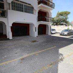 Отель Attico Recanati Джардини Наксос парковка