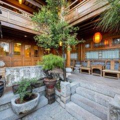 Zen Garden Hotel Lion Hill Yard балкон